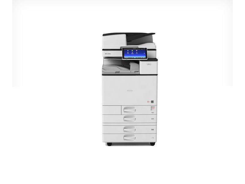Ricoh MP C2504ex SP Kit, Farblaser Drucker, A3, 25 Seiten pro Minute, Drucken, Scannen, Kopieren, Duplex