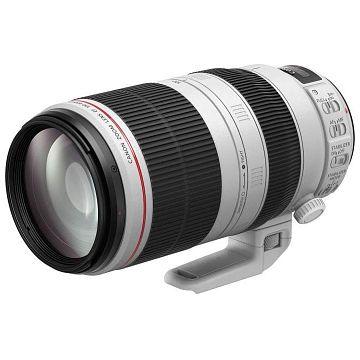 Canon Tele-Zoom Objektiv EF 100-400mm f /4.5-5.6L IS II USM, Canon Schweiz Ware