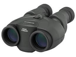 Canon Fernglas 10x30 IS II, opt.Bildstabilisator, 10fache Vergrösserung