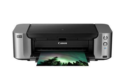 Canon Pixma Pro 100S, Farbe Tintenstrahl Drucker, A3, 1.5 Seiten pro Minute, Drucken
