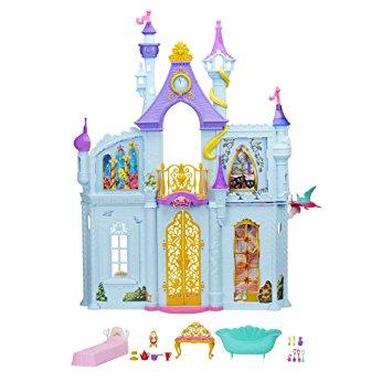 Disney Prinzessin Märchenschloss Puppenreihe: Disney Princess Classic