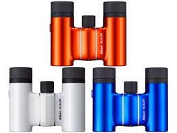 Nikon Fernglas T01 Aculon 8x21 blau, Naheinstellgrenze: 3m