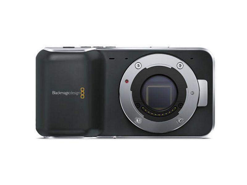 Blackmagic Design Videokamera Pocket Cinema, Widerstandsfähigkeit: Keine, Bildschirmdiagonale: 3.5 \