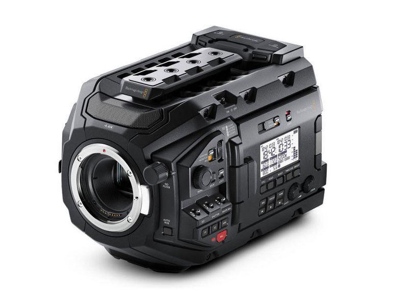 Blackmagic Design Videokamera URSA Mini Pro 4.6K EF, Widerstandsfähigkeit: Keine, Bildschirmdiagonale: 4 \