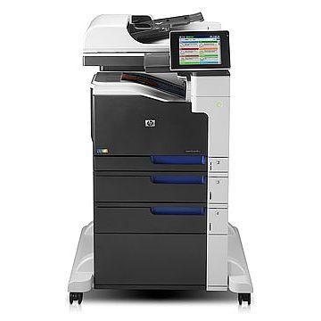 Hewlett-Packard HP Enterprise M775f, Farblaser Drucker, A4, 30 Seiten pro Minute, Drucken, Scannen, Kopieren, Fax, Duplex