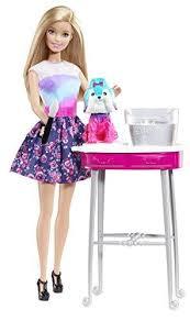 Mattel Barbie`s Farbspass Tiersalon , Alter: ab 3 Jahren,