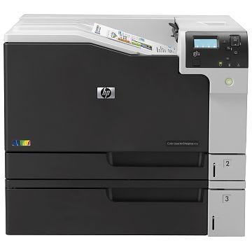 Hewlett-Packard HP M750n, Farblaser Drucker, A4, 30 Seiten pro Minute, Drucken, Duplex