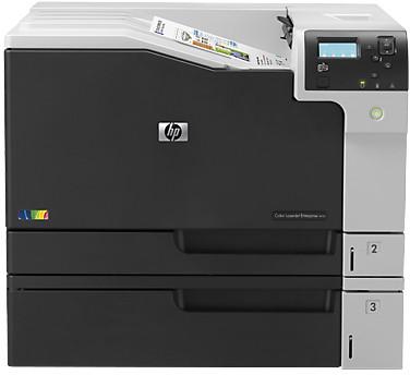 Hewlett-Packard HP M750dn, Farblaser Drucker, A4, 30 Seiten pro Minute, Drucken, Duplex