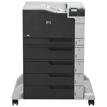 Hewlett-Packard HP M750xh, Farblaser Drucker, A4, 30 Seiten pro Minute, Drucken, Duplex