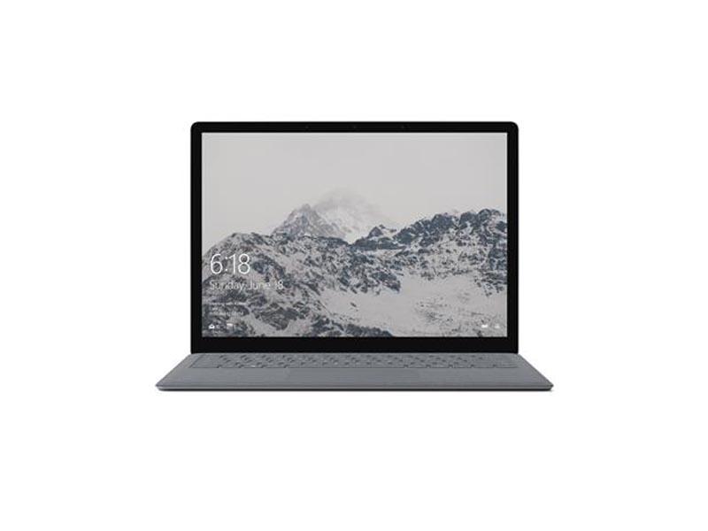Microsoft Notebook Surface Laptop Platinum, Intel Core i7-7660U, 16GB DDR3 RAM, 512GB SSD, 13.5 Zoll, 2256 x 1504 Pixel, Windows 10 S