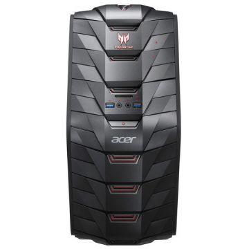 Acer PC Predator G3-710 Speichertyp: SSD, HDD, Servicetyp: Bring-in, Prozessorfamilie: Intel Core i7 (7xxx), Anwendungsbereich: Consumer, Gaming, Speicherkapazität total: 1512 GB, Verbauter Arbeitsspeicher: 32 GB, Betriebssystem: Windows 10 Home 64 B