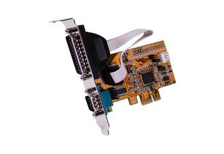 Serielle 16C950 RS-232 PCI-Express Karte (Oxford)