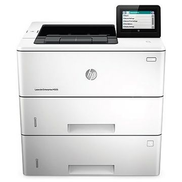 Hewlett-Packard HP LaserJet Enterprise M506x, Schwarzweiss Laser Drucker, A4, 43 Seiten pro Minute, Drucken