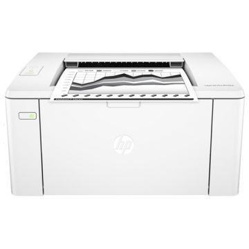 Hewlett-Packard HP LaserJet Pro M102w, Schwarzweiss Laser Drucker, A4, 22 Seiten pro Minute, Drucken, WLAN