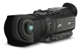 JVC Camcorder GY-HM170E, 3.5\
