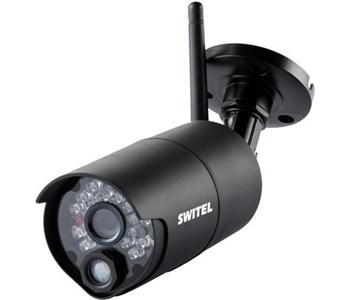 HSIP 5000 Funk Videosystem, Monitor mit IR Funk-Aussenkamera, Bewegungserkennung,