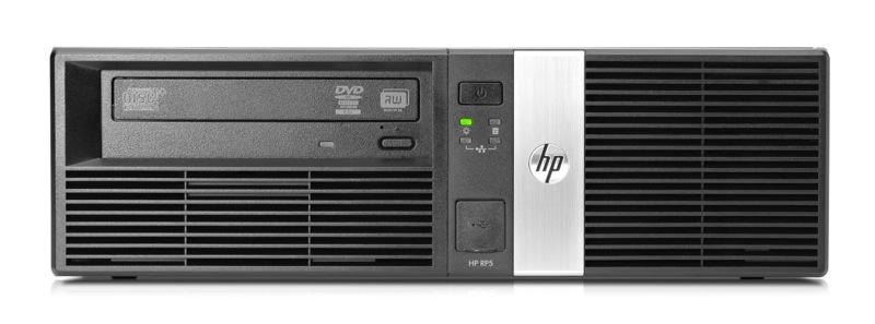 HP RP5 Retail System 5810, Intel Core i5 4570S, 4GB RAM, 500GB, Windows Embedded POSReady 7 64-bit