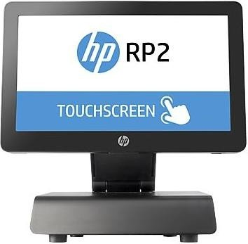 HP RP2 Retail System 2030, All-in-one, Intel Pentium J2900, 4GB RAM, 128GB RAM, 14\