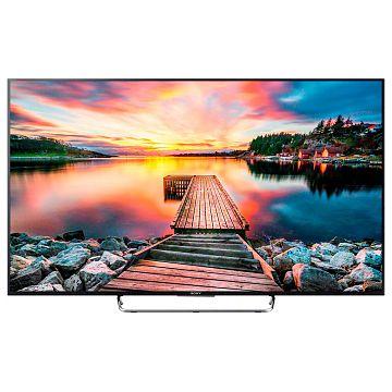 Sony KDL-75W855C, 75 Zoll, HDMI SCART USB, 1920 x 1080, 800Hz, Foto Videos Musik, DVB-C DVB-T PAL (analog) DVB-S2,DVB-S DVB-T2, CI +-slot, 16:09, Shutter-System, Schwarz, WLAN