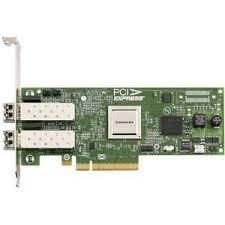 GBIT PCI-EXPRESS, low profile Fibre Channel HBA, Dual Port
