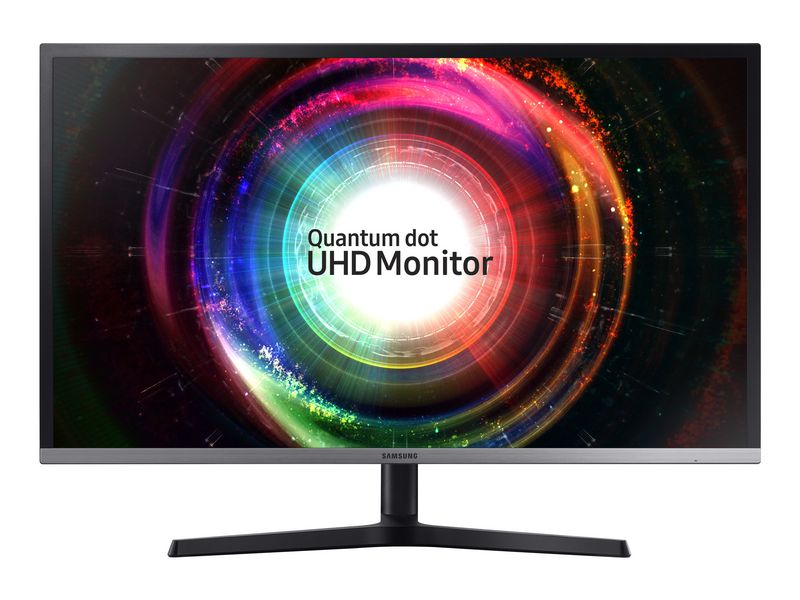 Samsung LU32H850UMUXEN, 32 Zoll LED, 3840 x 2160 Pixel, 16:9, HDMI USB, Schwarz