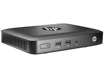 HP Thin Client t420 AMD DC GX-209JA 8GB USB 3.0 Flash Memory 2GB RAM AMD HD Chipset GFX Windows Embedded Standard 7E 32-bit