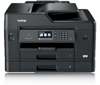 Brother MFC-J6930DW, Farbe Tintenstrahl Drucker, A3, 22 Seiten pro Minute, Drucken, Scannen, Kopieren, Fax, Duplex und WLAN