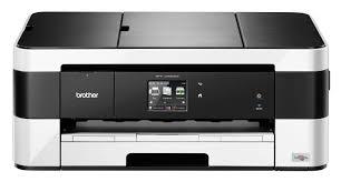 Brother MFC-J4420DW, Tintenstrahl Drucker, A3, 20 Seiten pro Minute, Drucken, Scannen, Kopieren, Fax, Duplex und WLAN