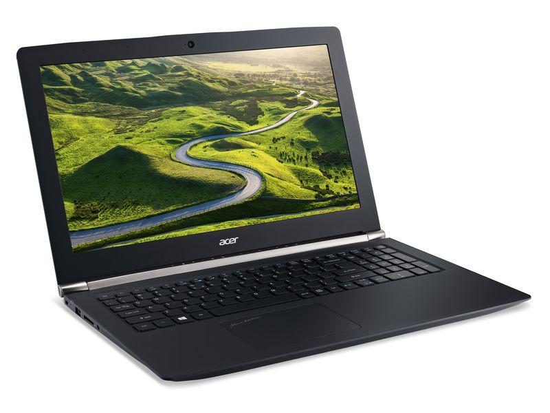 Acer Notebook Aspire V Nitro (VN7-593G-73CZ), Intel Core i7-7700HQ, 16GB DDR4 RAM, 1TB HDD + 512GB SSD, 15.6 Zoll, 1920 x 1080 Pixel, Windows 10 Home