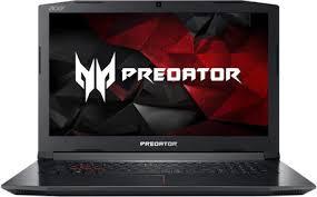 Acer Predator Helios 300 - G3-572-74FZ, Intel Core i7 7700HQ, 16GB DDR4 RAM, 256GB SSD + 1TB HDD, 15.6 Zoll, 1920 x 1080, Pixel, Windows 10 Home