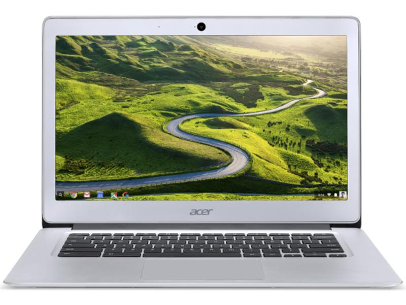 Acer Notebook Chromebook, Intel Celeron N3160, 4GB DDR3 RAM, 32GB HDD, 14 Zoll, 1920 x 1080 Pixel, Google Chrome OS