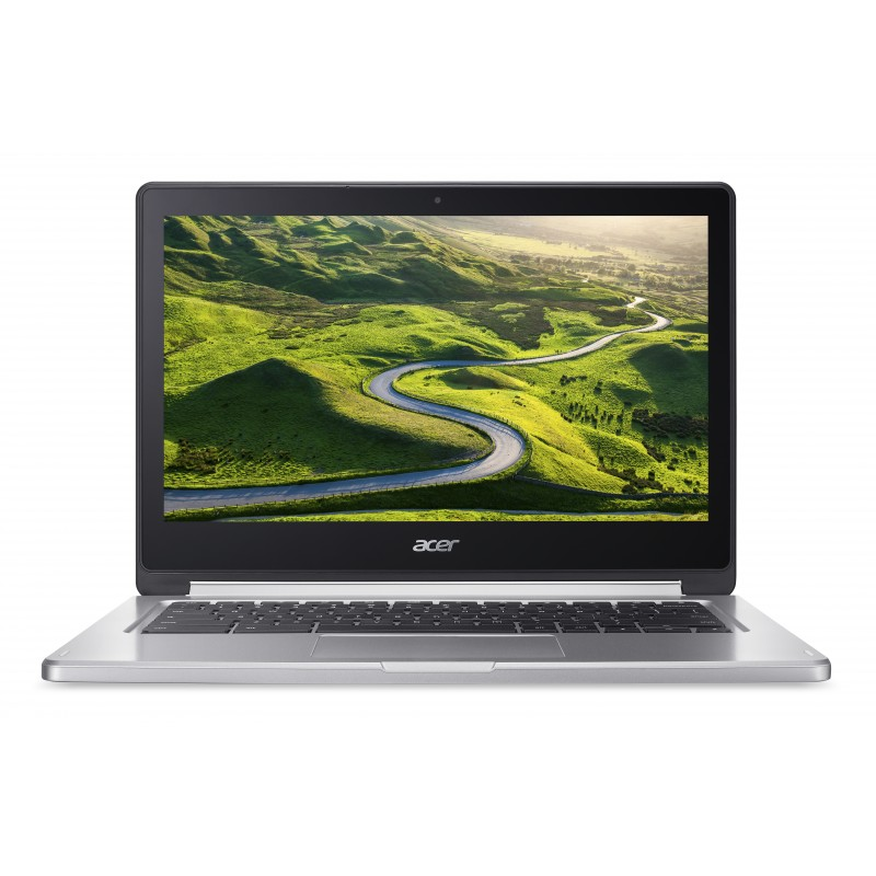 Acer Notebook Chromebook 13 (CB-312T-K4FT), MTK MT8173 Quad-Core, 4GB DDR3 RAM, 64GB SSD, 13.3 Zoll, 1920 x 1080 Pixel, Chrome OS