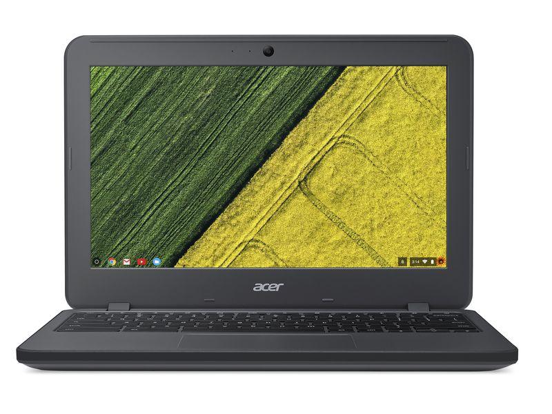 Acer Notebook Chromebook 11 (N7 C731), Intel Celeron N3060, 2GB DDR3 RAM, 16GB SSD, 11.6 Zoll, 1366 x 768 Pixel, Chrome OS