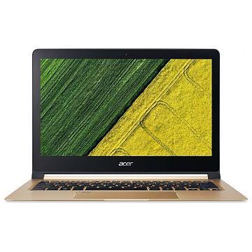 Acer Notebook Swift 7 (SF713-51), Intel Core i5-7Y54, 8GB DDR3 RAM, 256GB SSD, 13.3 Zoll, 1920x1080 Pixel, Windows 10 Pro