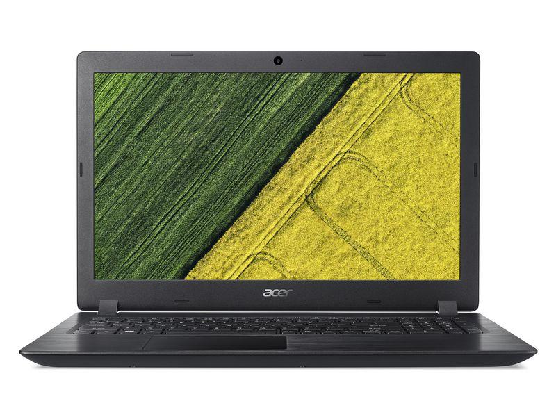 Acer Notebook Aspire 3 (A315-31-C6MR), Intel Celeron N3450, 4GB DDR3 RAM, 128GB HDD, 15.6 Zoll, 1366 x 768 Pixel, Windows 10 Home