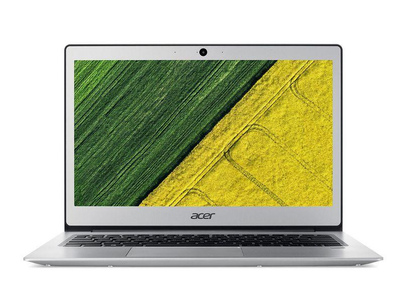 Acer Notebook Swift 1 (SF113-31-C0AN), Intel Celeron N3350, 4GB DDR3 RAM, 128GB SSD, 13.3 Zoll, 1920 x 1080 Pixel, Windows 10 Home