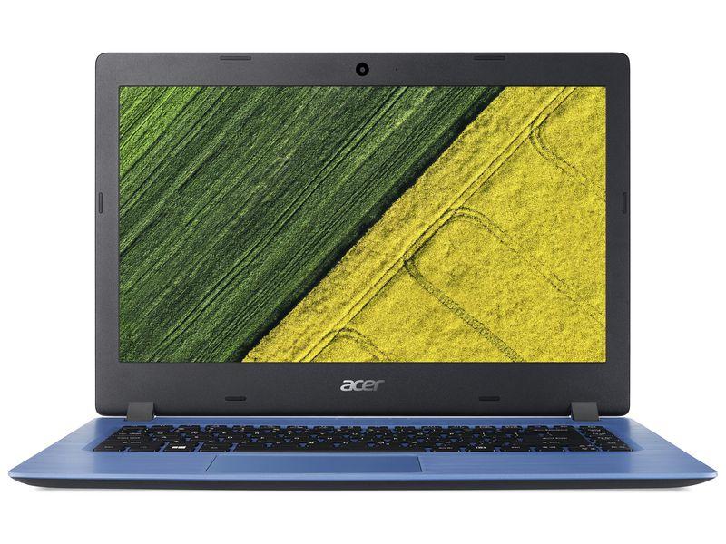 Acer Notebook Aspire 1 (A114-31-C0N7), Intel Celeron N3350, 4GB DDR3 RAM, 64GB SSD, 14 Zoll, 1366 x 768 Pixel, Windows 10 Home