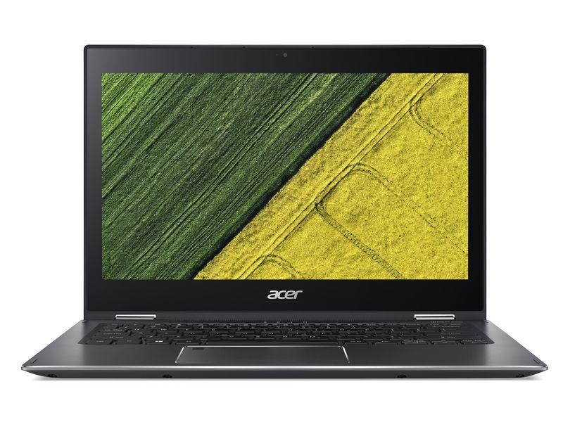 Acer Notebook Spin 5 (SP513-52N), Intel Core i5-8250U, 8GB DDR4 RAM, 256GB SSD, 13.3 Zoll, 1920 x 1080 Pixel, Windows 10 Home