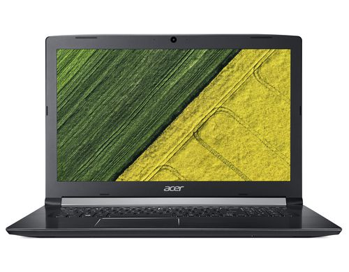 Acer Notebook Aspire 5 (A517-51-54X8), Intel Core i5-8250U, 8GB DDR4 RAM, 256GB SSD + 1TB HDD, 17.3 Zoll, 1920 x 1080 Pixel, Windows 10 Home