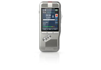 Digital Pocket Memo 8200, Voice Recorder, Philips Schiebeschalter, inkl. Software