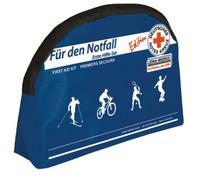 LEINA Freizeit-Tasche, Edition DRK, 24-teilig,Nylon,blau
