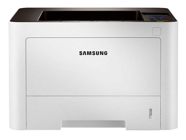 Samsung SL-M3825DW, Schwarzweiss Laser Drucker, A4, 40 Seiten pro Minute, Drucken, Duplex und WLAN