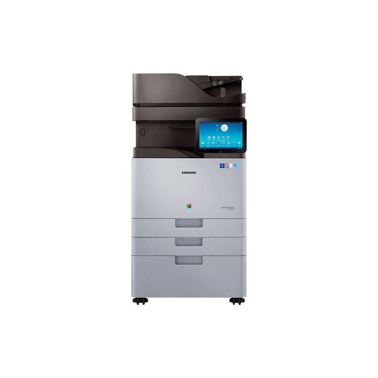 Samsung SL-X4220RX/SEE, Farblaser Drucker, A3, 22 Seiten pro Minute, Drucken, Scannen, Kopieren, Duplex