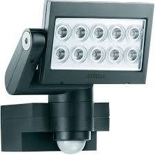 Sensor Aussenstrahler XLED 10 schwarz, 30W, 4100K LED, 2000lm,
