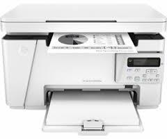 Hewlett-Packard HP MFP M26nw, Schwarzweiss Laser Drucker, A4, 18 Seiten pro Minute, Drucken, Scannen, Kopieren