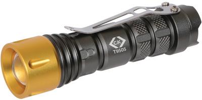 """LED-Taschenlampe """"T9505"""", Helligkeit: 100 Lumen"""