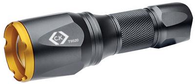 """LED-Taschenlampe """"T9520"""", Helligkeit: 150 Lumen"""