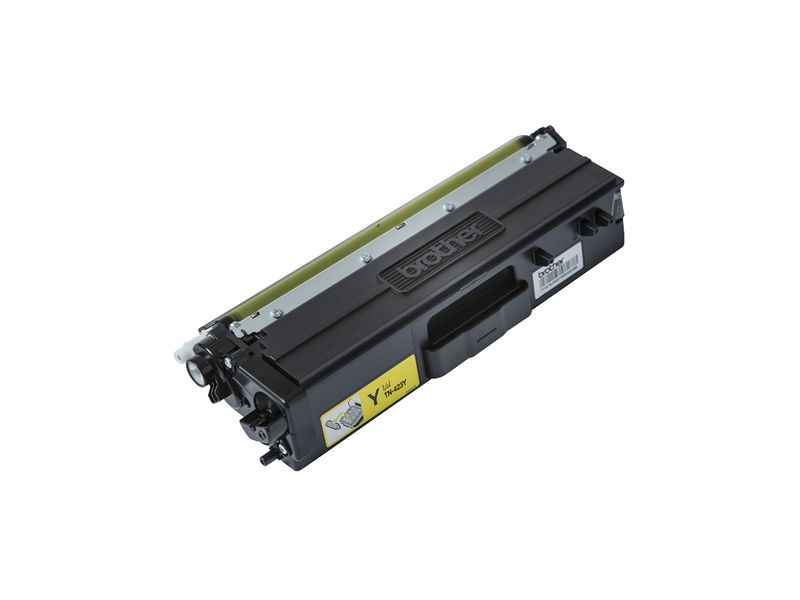 Brother Toner TN-423Y Yellow High Yield Toner