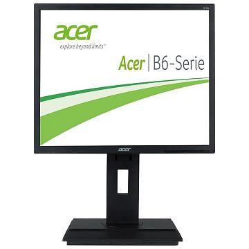 Acer B196LAYMDR, 19 Zoll LED, 1280 X 1024 Pixel Full HD, 5:4, DVI VGA, Schwarz