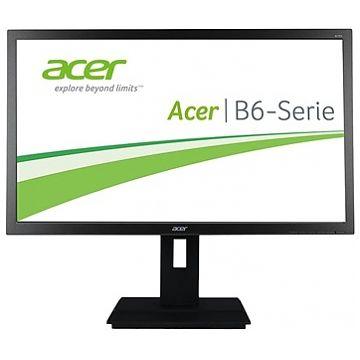 Acer B276HLCbmdprx, 27 Zoll LED, 1920 x 1080 Pixel Full-HD, 16:9, DVI VGA USB, Dunkelgrau